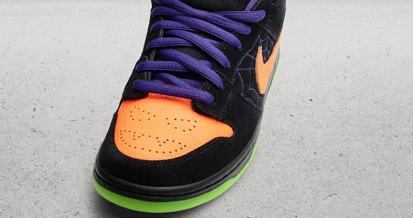 """Nike SB Dunk Low """"Night Of Mischief"""" Featured With A Halloween Special Look 01"""