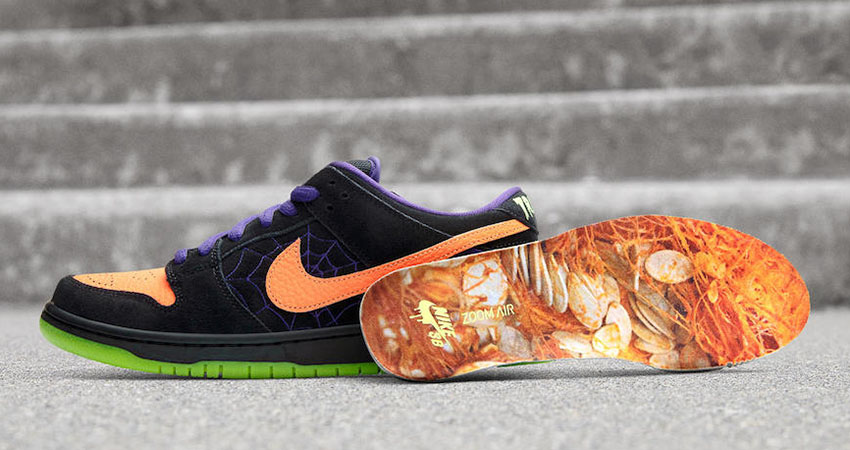 """Nike SB Dunk Low """"Night Of Mischief"""" Featured With A Halloween Special Look 03"""