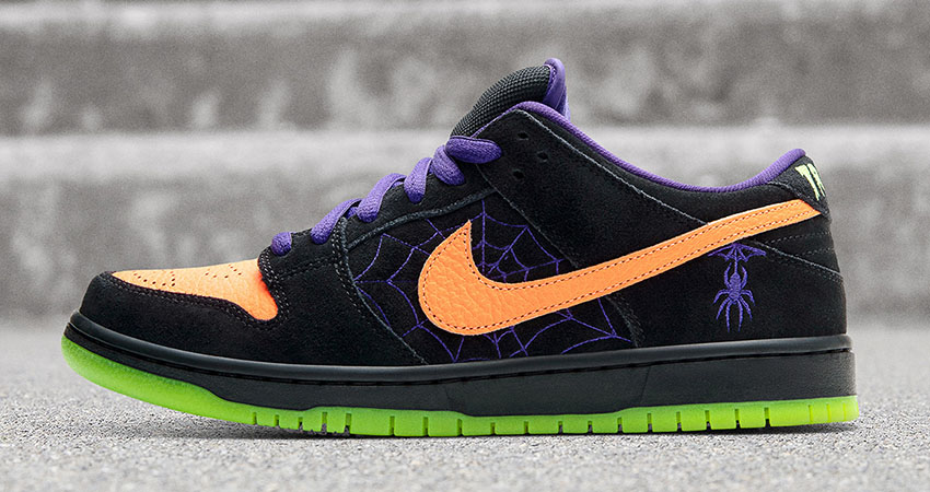 """Nike SB Dunk Low """"Night Of Mischief"""" Featured With A Halloween Special Look"""