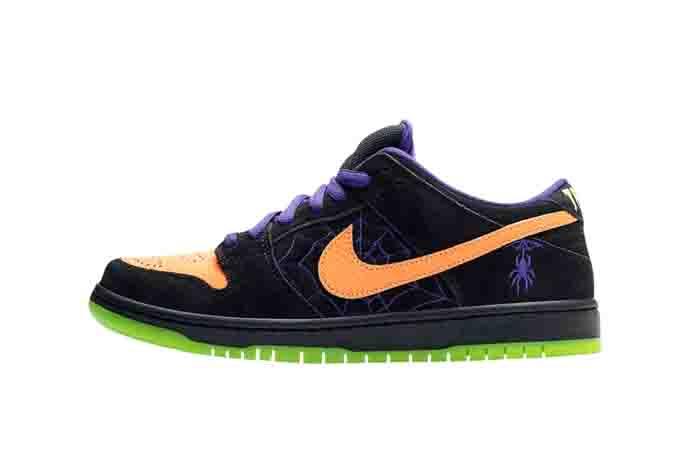 Nike SB Dunk Low Night of Mischief Black Orange BQ6817-006 01