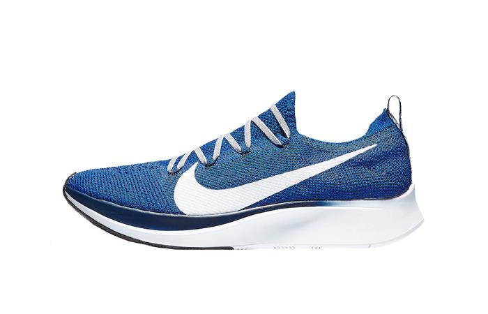 Nike Zoom Fly Flyknit Blue White AR4561-400 01