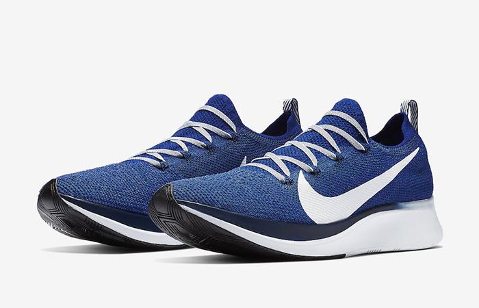 Nike Zoom Fly Flyknit Blue White AR4561-400 02