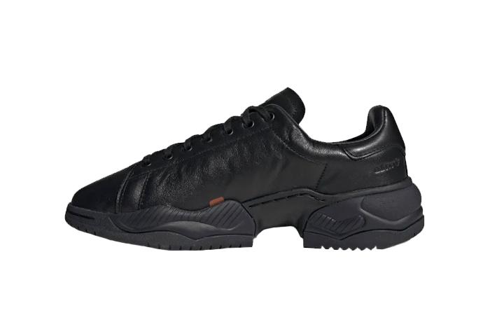 OAMC adidas Type O2 Black EF7553 01