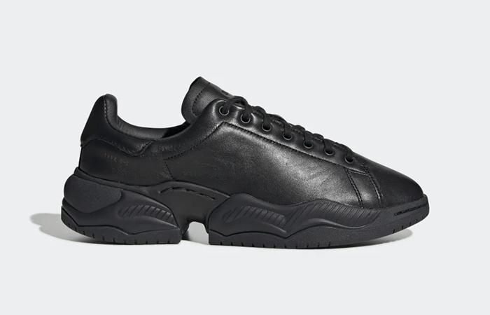 OAMC adidas Type O2 Black EF7553 03