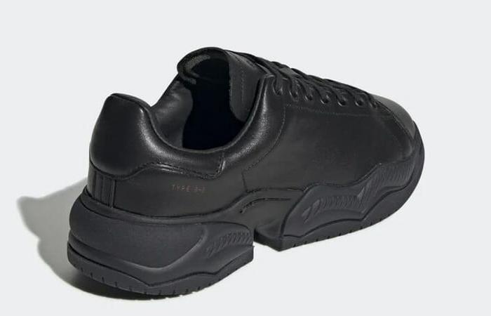 OAMC adidas Type O2 Black EF7553 05