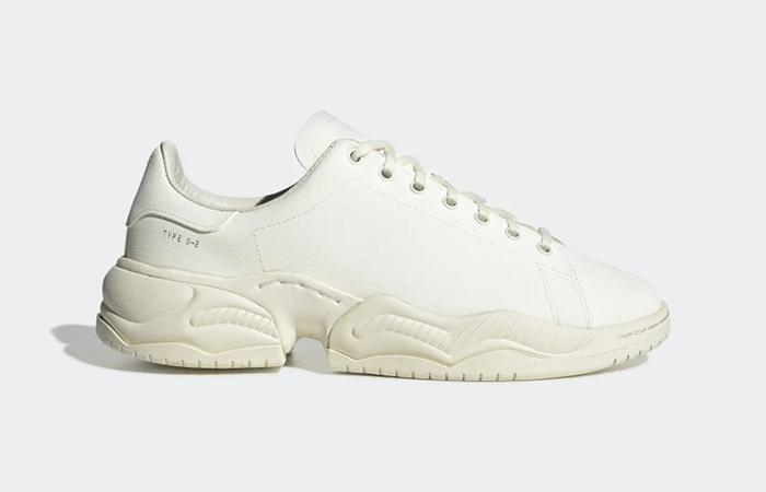 OAMC adidas Type O2 White EG9481 03