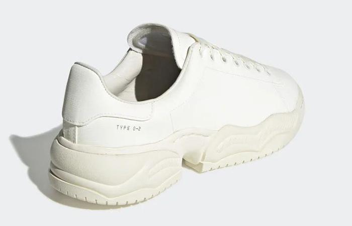 OAMC adidas Type O2 White EG9481 05