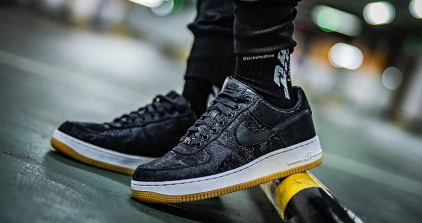 Nike Clot Air Force 1 US 9, Men's Fashion, Footwear