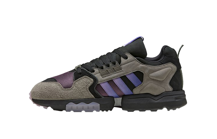 Packer adidas Consortium ZX Torsion Grey Purple EF7734 01
