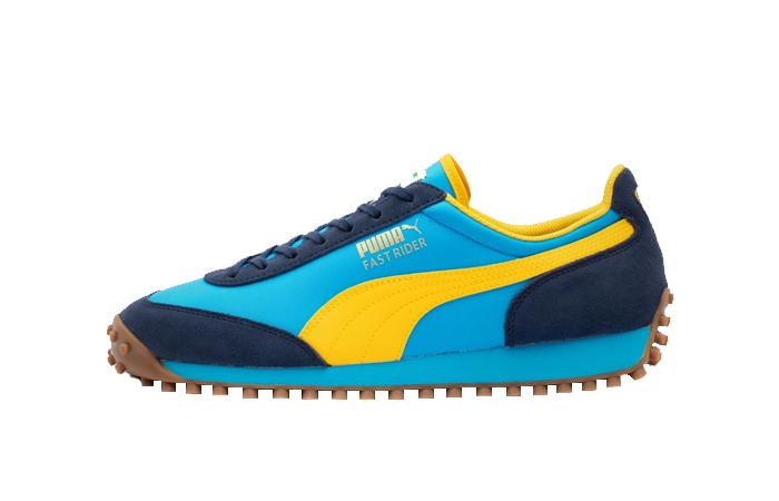 Puma Fast Rider OG Blue Occean 372876-02 01
