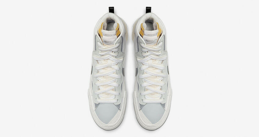 Sacai Nike Blazer Mid Debuting With Black And White Colour Combination 03