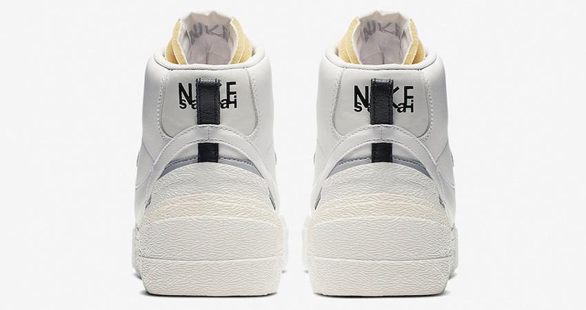Sacai Nike Blazer Mid Debuting With Black And White Colour Combination 04