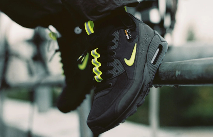 The Basement Nike Air Max 90 Manchester