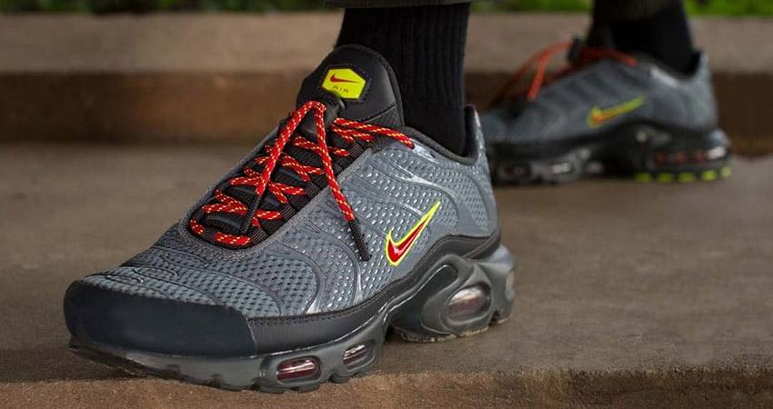 The Nike Air Max Plus Ash Grey New In Footlocker