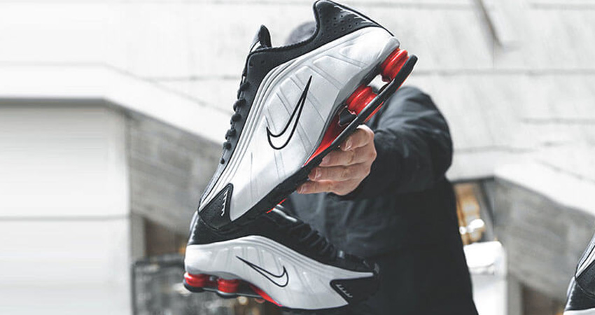 The Nike Shox R4 Is Available With Only £80 At Offspring 01