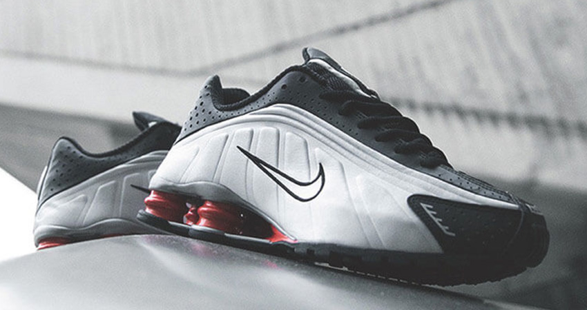 The Nike Shox R4 Is Available With Only £80 At Offspring 02
