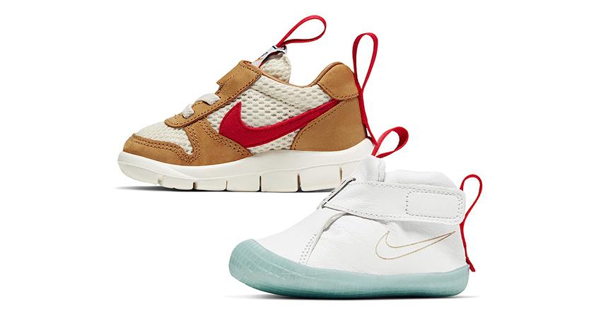 The Tom Sachs Nike Mars Yard Is Releasing In Kids Size