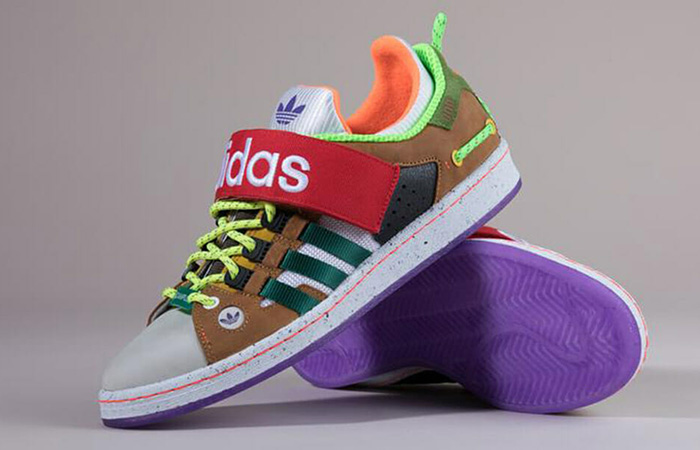 The Upcoming adidas Campus 80 Fetured By Three Distinct Colour Theme ft