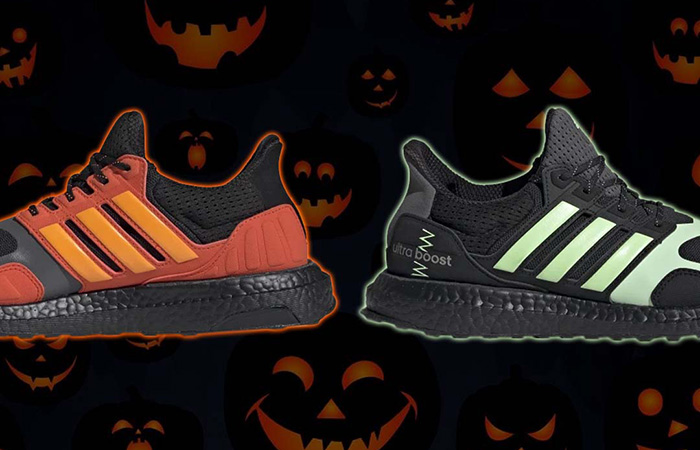 The adidas Ultra Boost S&L Halloween EditionaI The Perfect Pack For This Halloween ft