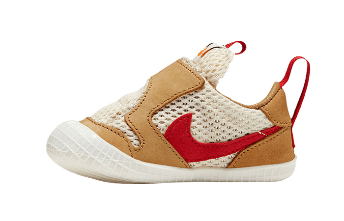 Tom Sachs Nike Mars Yard 2.0 Kids Sport Red BV1036-100 01