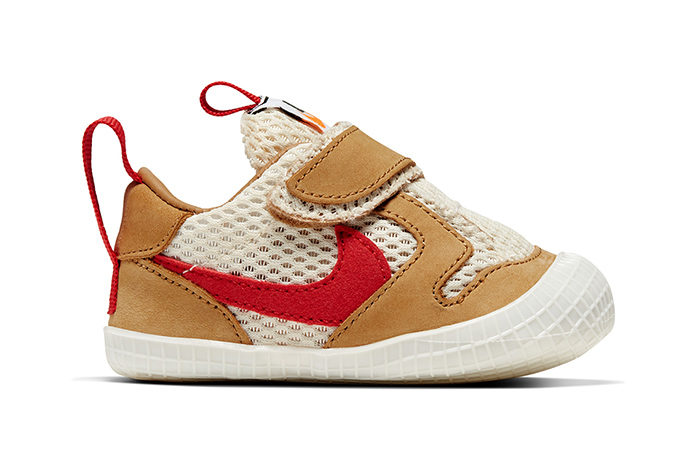 Tom Sachs Nike Mars Yard 2.0 Kids Sport Red BV1036-100 02
