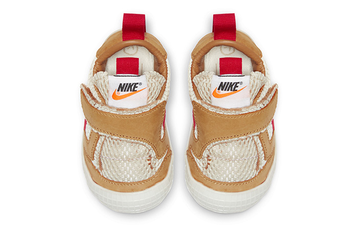 Tom Sachs Nike Mars Yard 2.0 Kids Sport Red BV1036-100 03