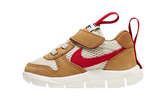 Tom Sachs Nike Mars Yard 2.0 Toddler Sport Red CD6722-100 01
