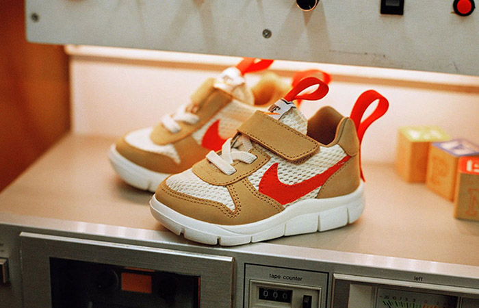 Tom Sachs Nike Mars Yard 2.0 Toddler Sport Red CD6722-100 02
