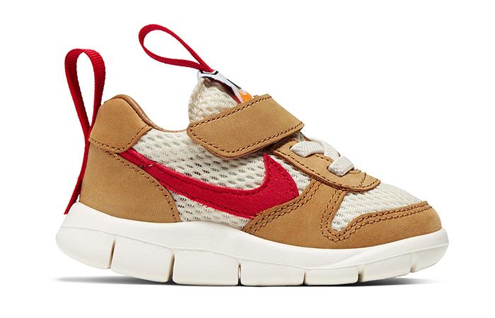 Tom Sachs Nike Mars Yard 2.0 Toddler Sport Red CD6722-100 03
