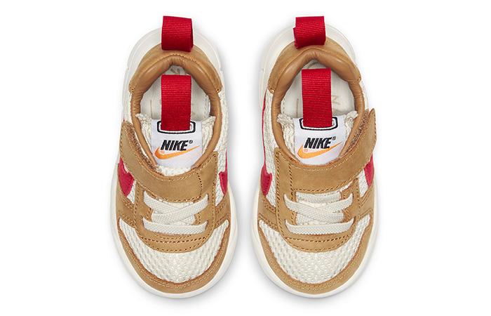 Tom Sachs Nike Mars Yard 2.0 Toddler Sport Red CD6722-100 04