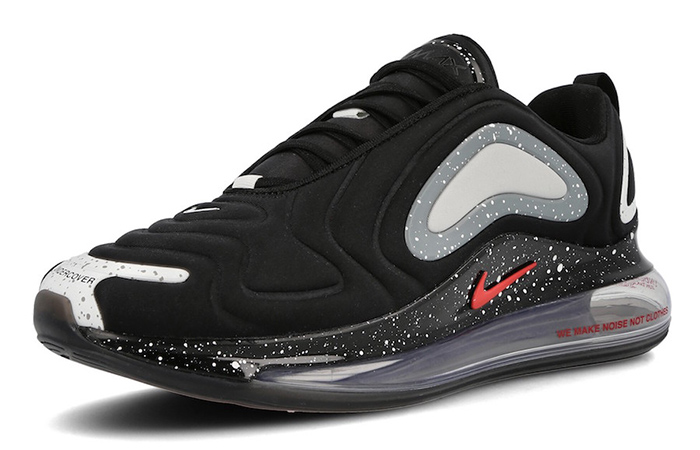 UNDERCOVER Nike Air Max 720 Black CN2408-001 02