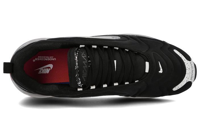 UNDERCOVER Nike Air Max 720 Black CN2408-001 04