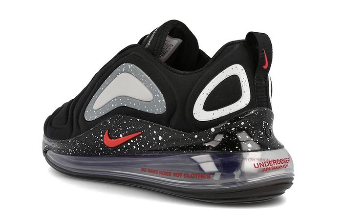 UNDERCOVER Nike Air Max 720 Black CN2408-001 05