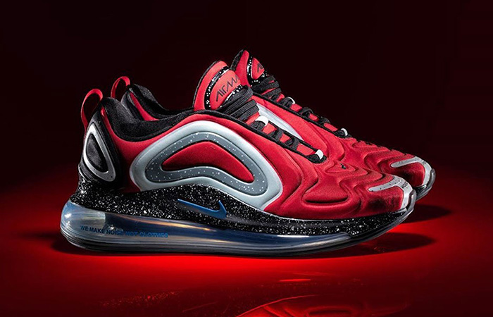 UNDERCOVER Nike Air Max 720 Red CN2408-600 02