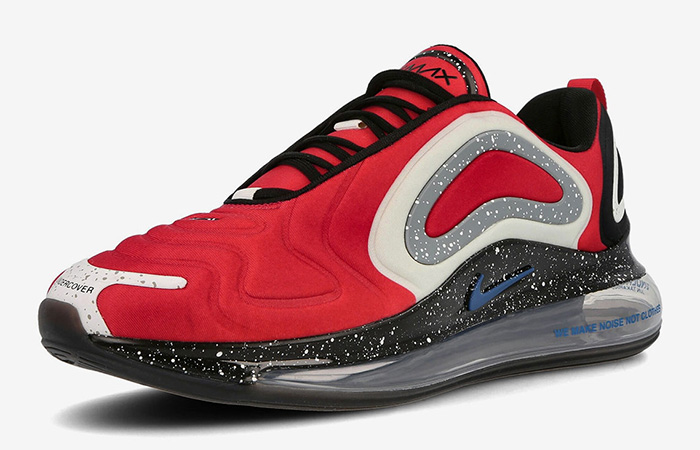 UNDERCOVER Nike Air Max 720 Red CN2408-600 03