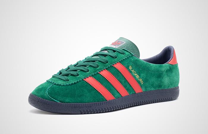 adidas Blackburg SPZL Red Green EF1158 02