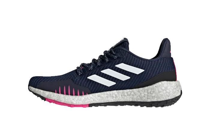 adidas Pulseboost Winter Pink Navy EF8909 01