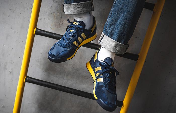 adidas SL 80 Runner SPZL Gold Navy