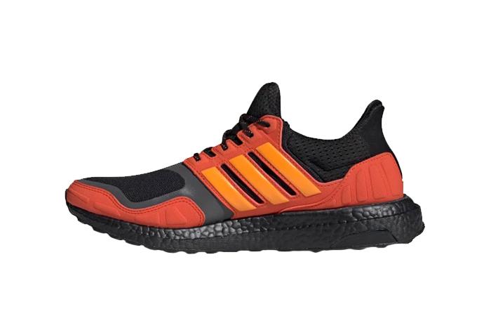 adidas Ultraboost S&L Halloween Edition Orange FV7283 01
