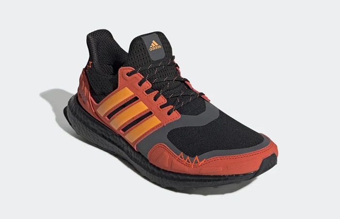 adidas Ultraboost S&L Halloween Edition Orange FV7283 02