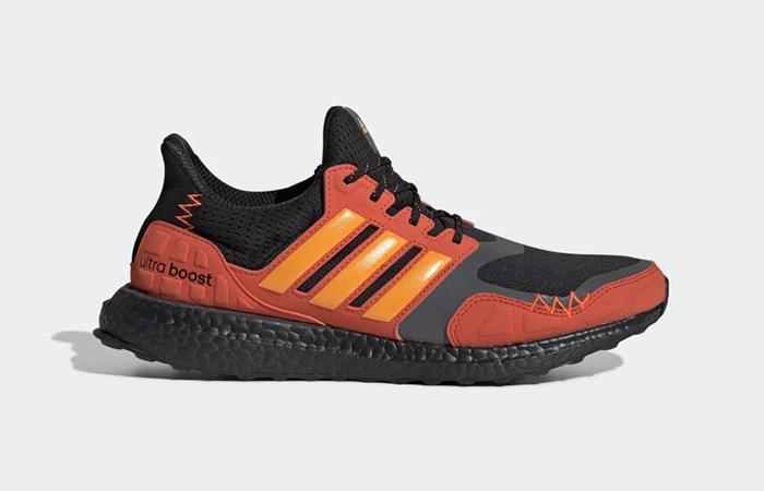 adidas Ultraboost S&L Halloween Edition Orange FV7283 03