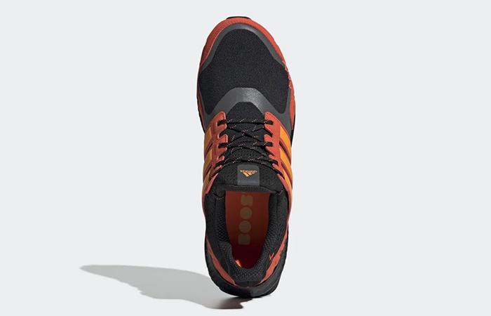 adidas Ultraboost S&L Halloween Edition Orange FV7283 04