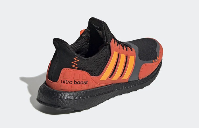 adidas Ultraboost S&L Halloween Edition Orange FV7283 05