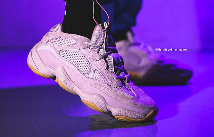 adidas Yeezy 500 Soft Vision FW2656 on foot 03