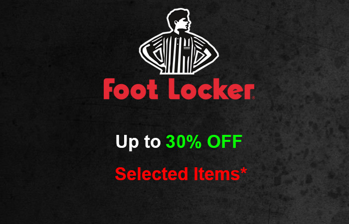 15 Sneakers Are On Upto 30% Off In Footlocker!! ft