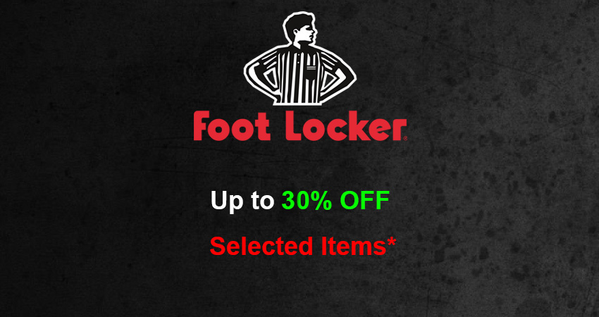15 Sneakers Are On Upto 30% Off In Footlocker!!