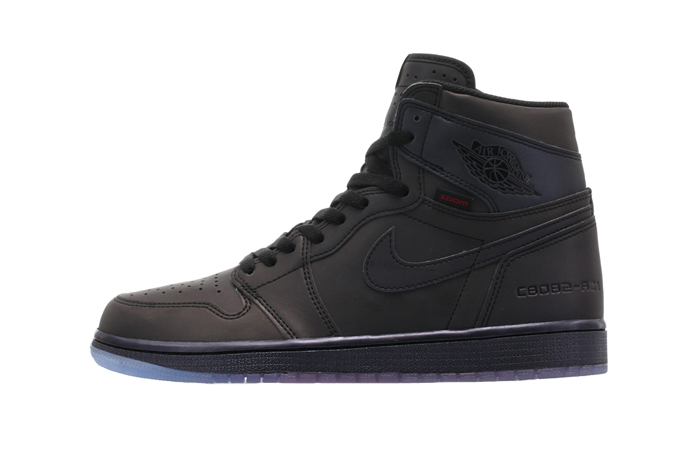 Air Jordan 1 High Zoom Fearless Black BV0006-900 01