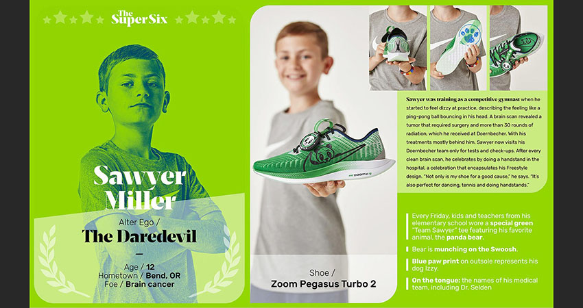 An Official Look Leaked For Upcoming Nike Doernbecher Freestyle 2019 Collection 04