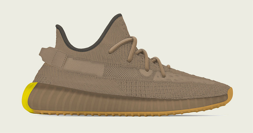 First Look At The Yeezy Boost 350 V2 Earth