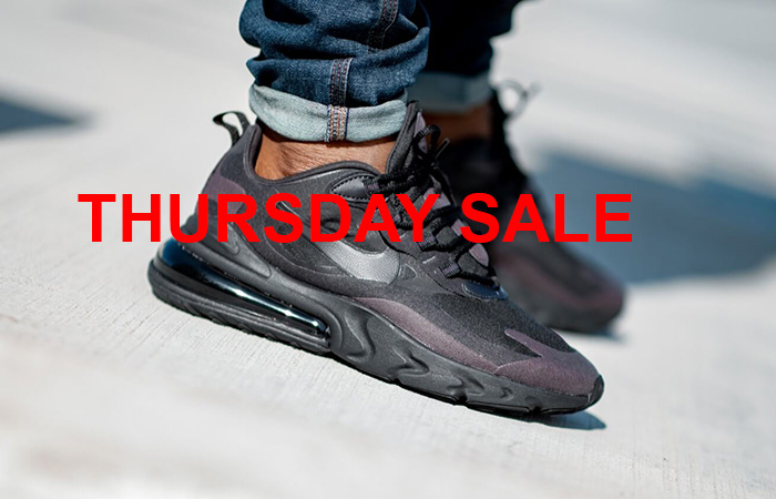 Footasylum BLACK FRIDAY SALE Thursday Offers!! ft